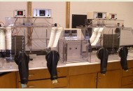 Double Hypoxic Glove Boxes with Central Airlock, Temp Control, Humidity and CO2 Control options included