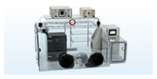 Hypoxic chamber for tissue culture by Coy Laboratory Products