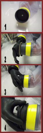 Quick Change Cuffs