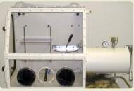 Aluminum Anaerobic Chamber with Round airlock
