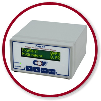 Anaerobic Monitor (CAM-12) | Coy Laboratory Products